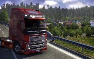В Steam началась распродажа серии Euro Truck Simulator