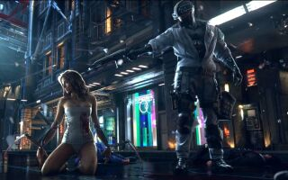 Много нового про Cyberpunk 2077