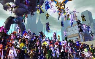 City of Titans — Про пути развития героев