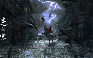 Стала известна дата первого теста MMORPG Treacherous Waters