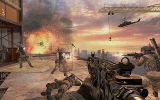 Создатели CoD: Modern Warfare опубликовали геймплейное видео