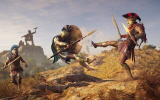 Assassin's Creed Odyssey – Путешествие в царство Аида