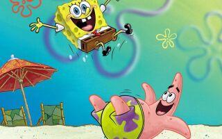 Создатели SpongeBob SquarePants выложили геймплейный ролик