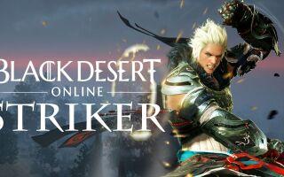 В Black Desert добавили Страйкера