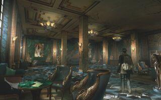 Новые геймплейные видосы The Sinking City