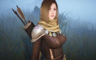 Меган Фокс снялась в ролике Black Desert для PS4