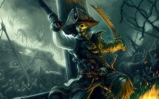 Браузерные игры про пиратов