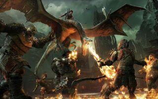 В новом трейлере Middle-earth: Shadow of War показаны чувствительные орки