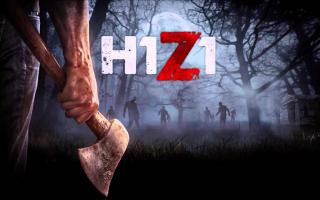 В H1Z1 добавили королевскую битву