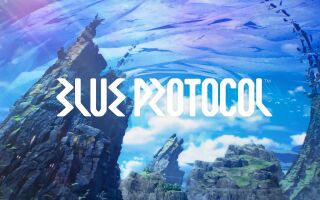 Первые геймплейные кадры MMORPG Blue Protocol