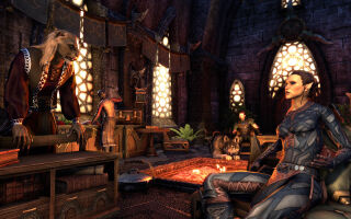 The Elder Scrolls Online Morrowind — Подробнее о Великих Домах