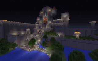 Новый подводный мир в Minecraft