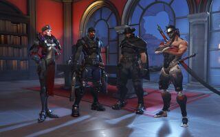Overwatch – Анонс события «Архивы»