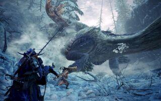Анонсирована дата выхода Monster Hunter World: Iceborne на ПК