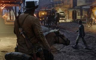 Немного нового про Red Dead Redemption 2