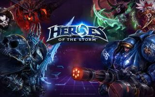Heroes of the Storm — Скиллы Гэндзи