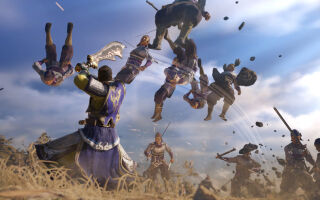 Анонс игры Dynasty Wariors 9