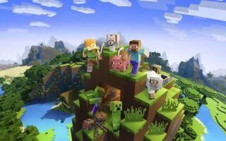 Компания Microsoft рассказала про успехи Minecraft