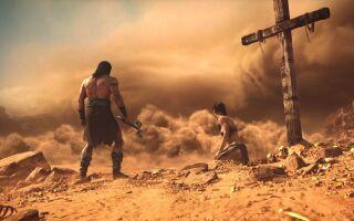 Conan Exiles — Про систему скалолазания