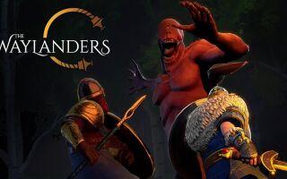 Вышел первый CGI-ролик РПГ The Waylanders