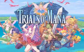 Новые ролики ремейка Trials of Mana