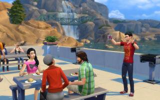 The Sims 4 можно скачать бесплатно