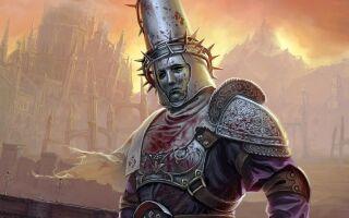 Платформер Blasphemous вышел в Steam