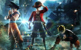 Разработчики Jump Force показали на что способен новый боец Кацуки
