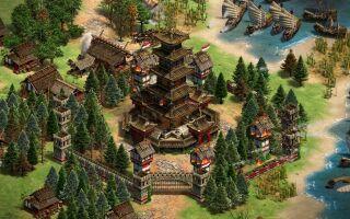 Вышло геймплейное видео Age of Empires 2: DE