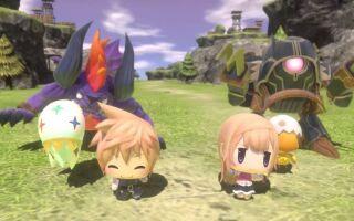 В ноябре на ПК появится World of Final Fantasy