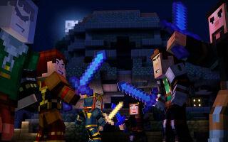 В конце июня Minecraft: Story Mode будет удалён из магазинов