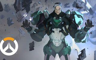 Авторы Overwatch рассказали про нового героя Сигма