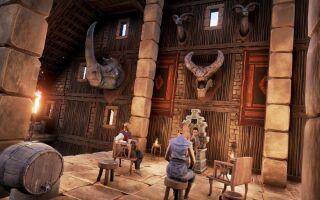В Conan Exiles добавили ловушки и предметы интерьера