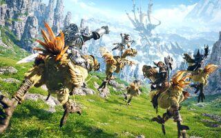 Final Fantasy XIV — Анонс DLC Восхождение нового Солнца