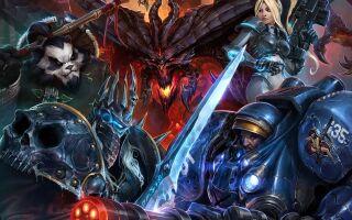 Команда Heroes of the Storm опубликовала новые тизеры