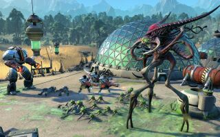 Состоялся релиз стратегии Age of Wonders: Planetfall