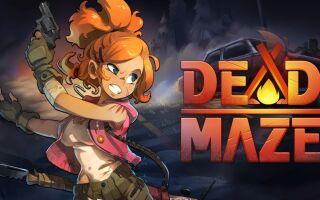 Дата выхода Dead Maze