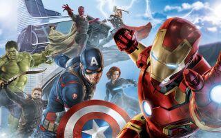 Анонс и первые геймплейные кадры экшена Marvel's Avengers