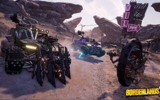 Команда Borderlands 3 опубликовала ролик про Пандору