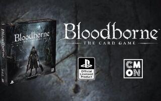 Новый геймплейный трейлер настольной игры по Bloodborne
