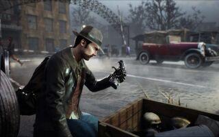 Свежий геймплейный ролик The Sinking City