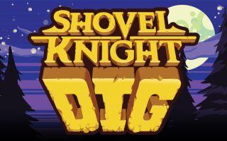 Анонсирован новый платформер Shovel Knight Dig