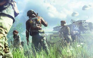 Разработчики Battlefield 5 показали новую карту «Меркурий»