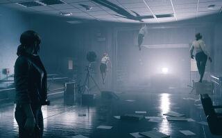 Разработчики экшена Control поделились новыми геймплейными видео