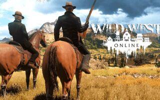 Ранний доступ для Wild West Online