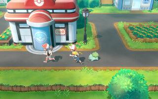 Nintendo выпустит две игры про покемонов