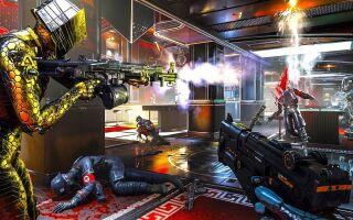 Вышло геймплейное видео шутера Wolfenstein: Youngblood