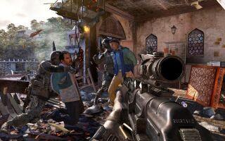 Слух – На днях состоится анонс Call of Duty: Modern Warfare