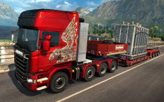 Euro Truck Simulator 2 – Анонс DLC «Дорога к Чёрному морю»