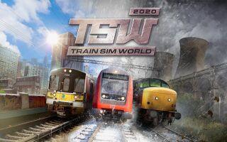 Анонсирована дата выхода Train Simulator 2020